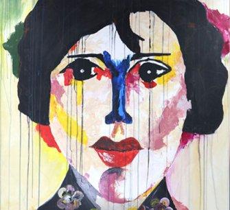 Exposition Les toiles se dévoilent de Hanan BOUANANI
