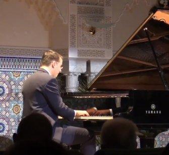Le pianiste Marouan Benabdallah met les compositeurs arabes sous les feux des projecteurs