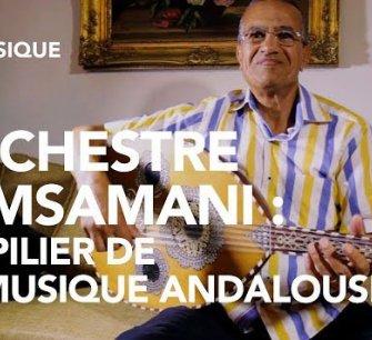 Orchestre Temsamani : Ecoutez La première formation musicale du Maroc