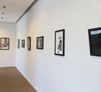 "Exposition "" Marocaines au-devant de la scène "" de Leila ALAOUI"