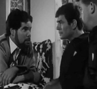 "1965 - Tayeb Saddiki dans ""Bob Morane"", série française"