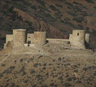 Torres d'Alcala, la forteresse du Nord