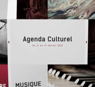 Agenda culturel du 11 au 17 février 2019