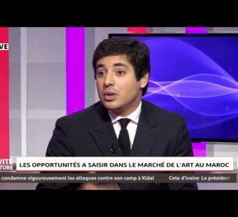"""Invité Culture: """"Le marché de l'Art au Maroc"""""""