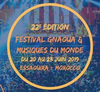 Le festival Gnaoua et Musiques du Monde 2019