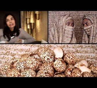 Marrakech - Henné et photographie