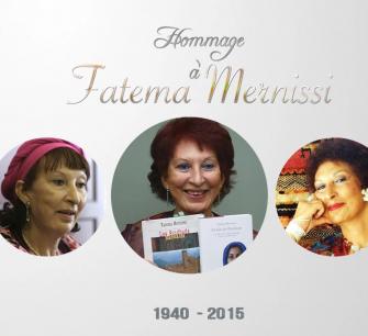 Hommage à Fatema Mernissi à la Villa des Arts de Rabat