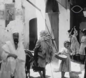 مدينة طنجة سنة 1903