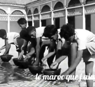 Le Maroc des années 50