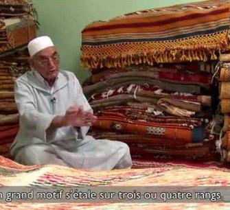 Le Maroc contemporain - Tapis de Tazenhart