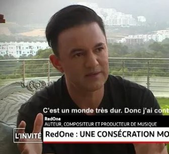 Interview avec RedOne, star internationale de Musique