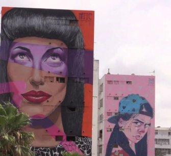 Casamouja: le street art à l'assaut de Casablanca