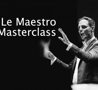Le Maestro en Masterclass Mehdi Lougraida