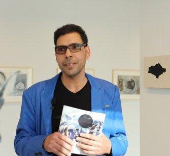 Revue de presse de l'exposition « Etendues  » de Youssef Gharbaoui
