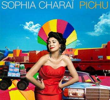 Sophia Charaï, chanteuse du monde