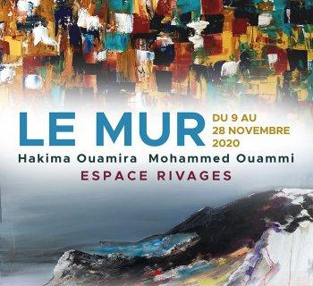 Quand le mur réunit deux artistes marocains résidant à l'étranger