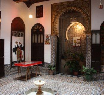 La Résidence artistique Trankat à Tétouan
