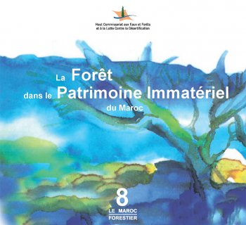 La Forêt dans le Patrimoine Immatériel du Maroc - Gravures et Peintures Rupestres