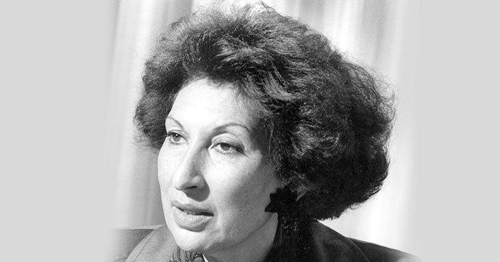 Fatima Mernissi