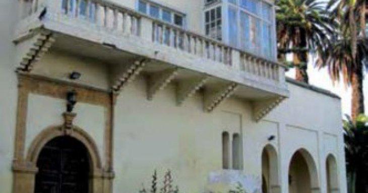 L'actuel siège de l'UMT, ex-résidence générale à Casablanca.