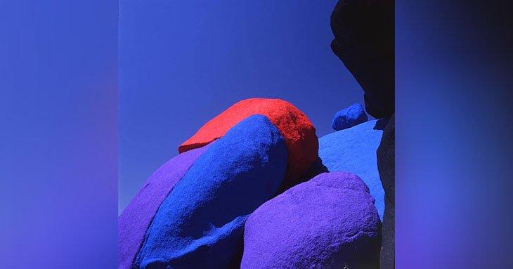Les roches peintes de Tafraout