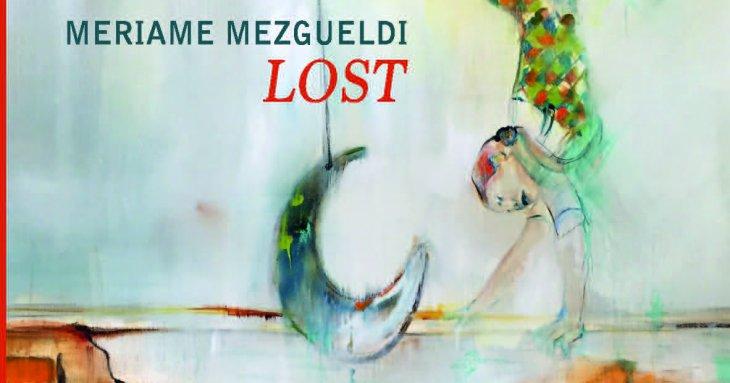 """catalogue de l'exposition """"LOST"""" de Meriame MEZGUELDI"""