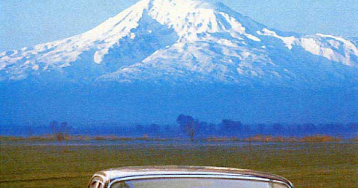 Le voyage en Arménie (2006)