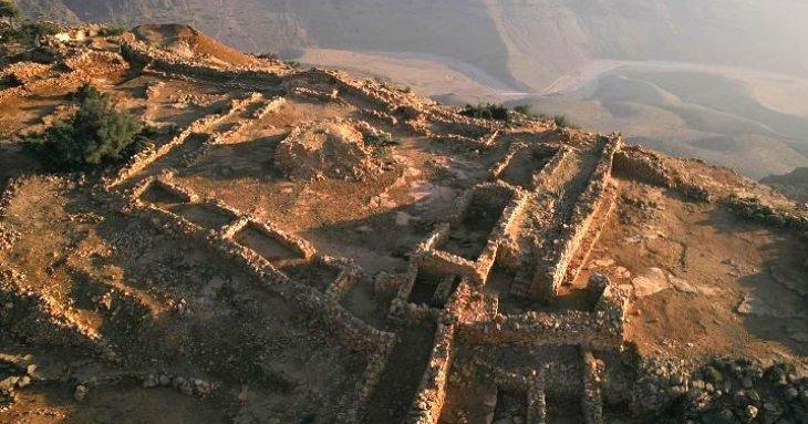 Montagne d'Igîlîz- patrimoine