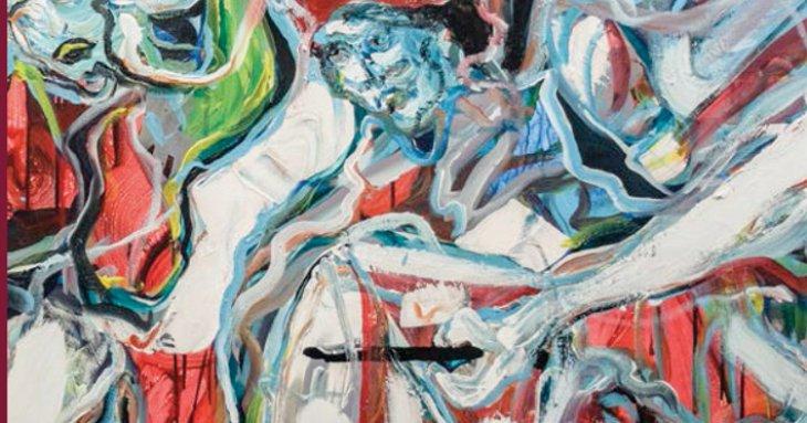 """Catalogue de l'exposition """"DOUCE MÉMOIRE"""" de Charaf EL GHERNATI"""