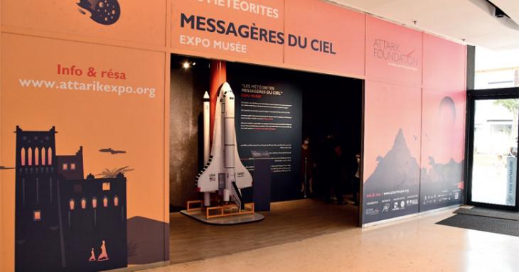 Expo-musée sur les météorites