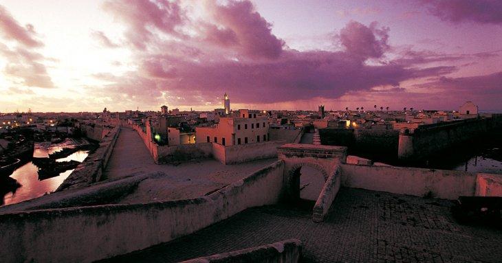 El Jadida (Photographe : Jean-Jacques GELBART)