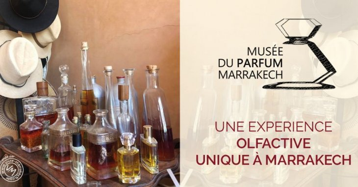 Musée du parfum de Marrakech