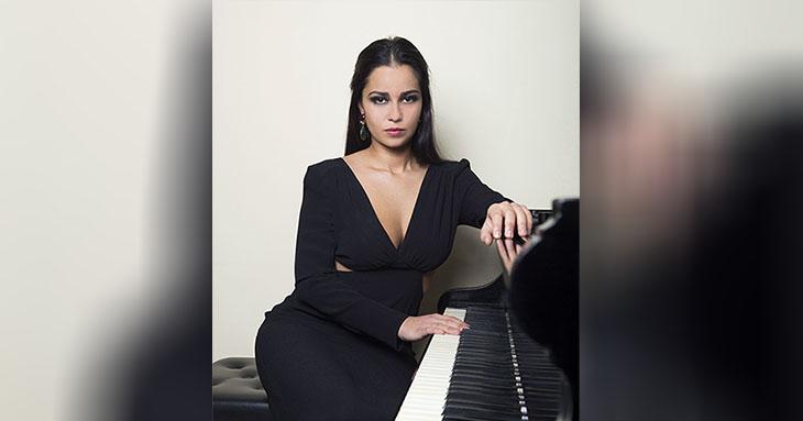 Rita Saher - Pianiste