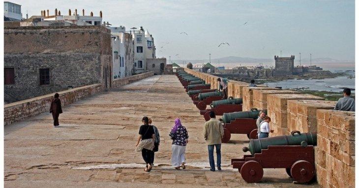 Les Sqalas d'Essaouira