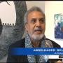 Revue de presse de l'exposition « Cœur Blanc » de Abdelkhalek Belfquih