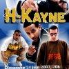 Affiche de H-Kayne groupe de rap