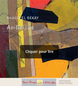 Catalogue Khalid EL BEKAY