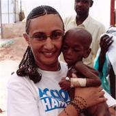 Amal Bennaïm, Nutritionniste à l'UNICEF