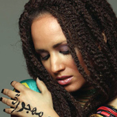 Samia Tawil - chanteuse genevoise de rock et de soul