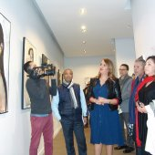 """Exposition """"Les toiles se dévoilent"""" de Hanan BOUANANI"""